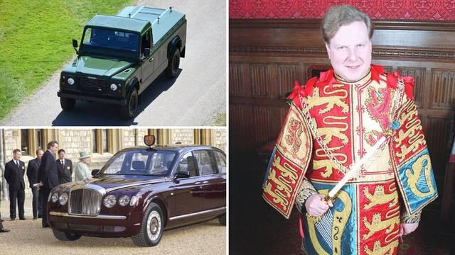 Automobili, kripte i neobični poslovi: Ovo su zanimljivosti sprovoda kraljevske obitelji