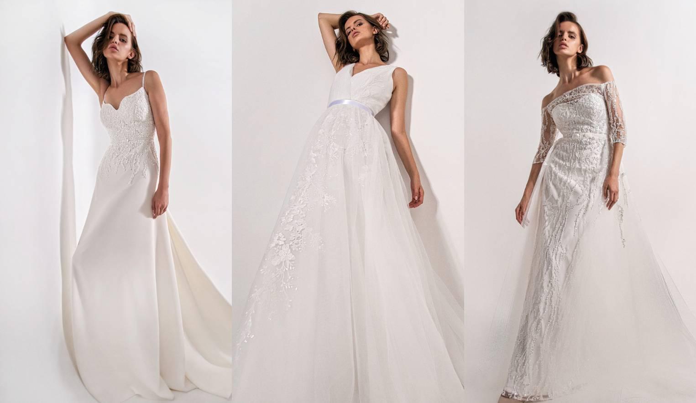 Alduk predlaže čisto bijele vjenčanice s detaljima od čipke