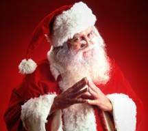 North Pol Santa Claus