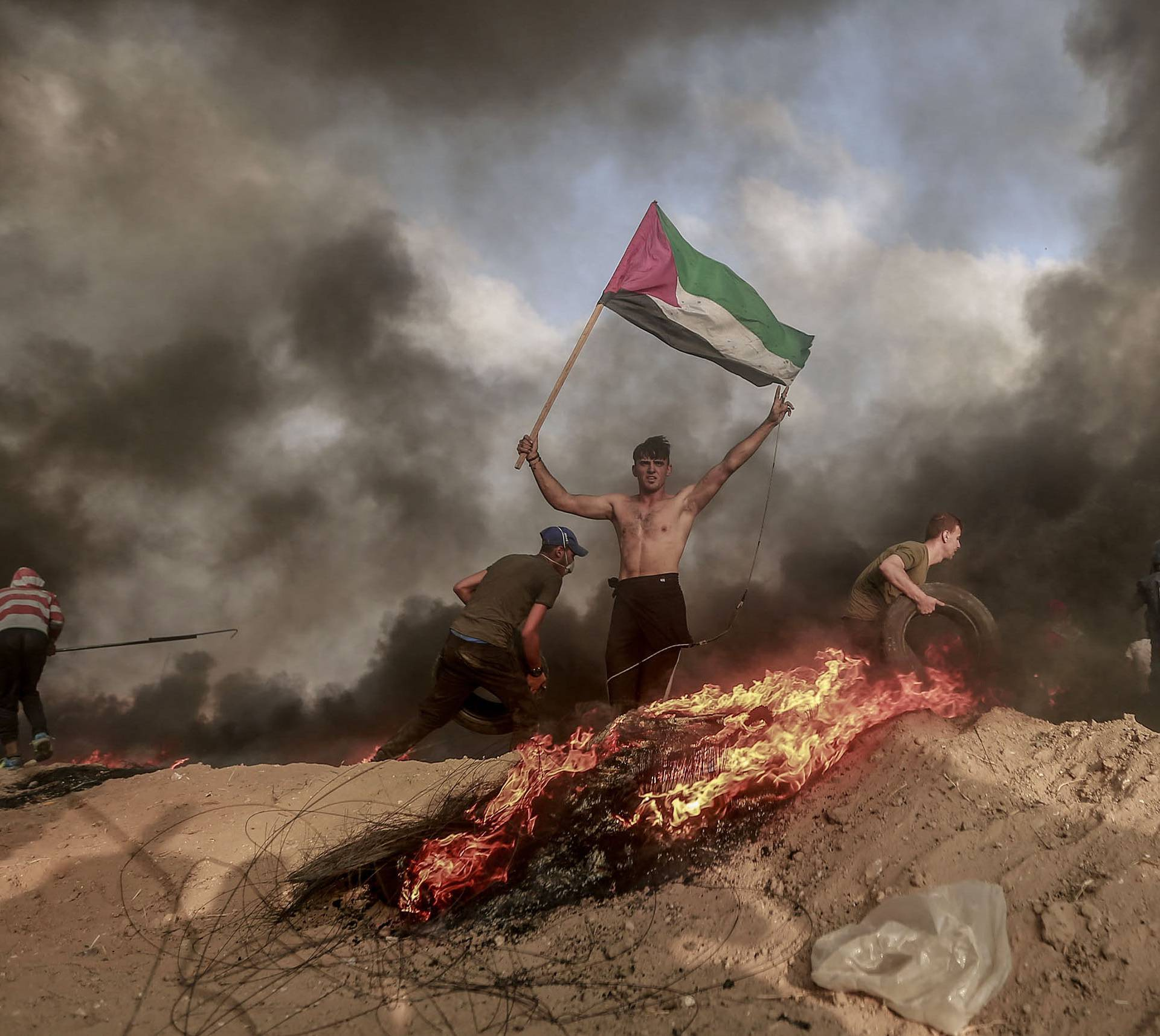 Conflicts in the Gaza Strip
