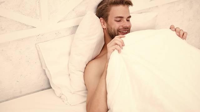 Koja je svrha jutarnje erekcije? Diže se i spušta do 5 puta u noći