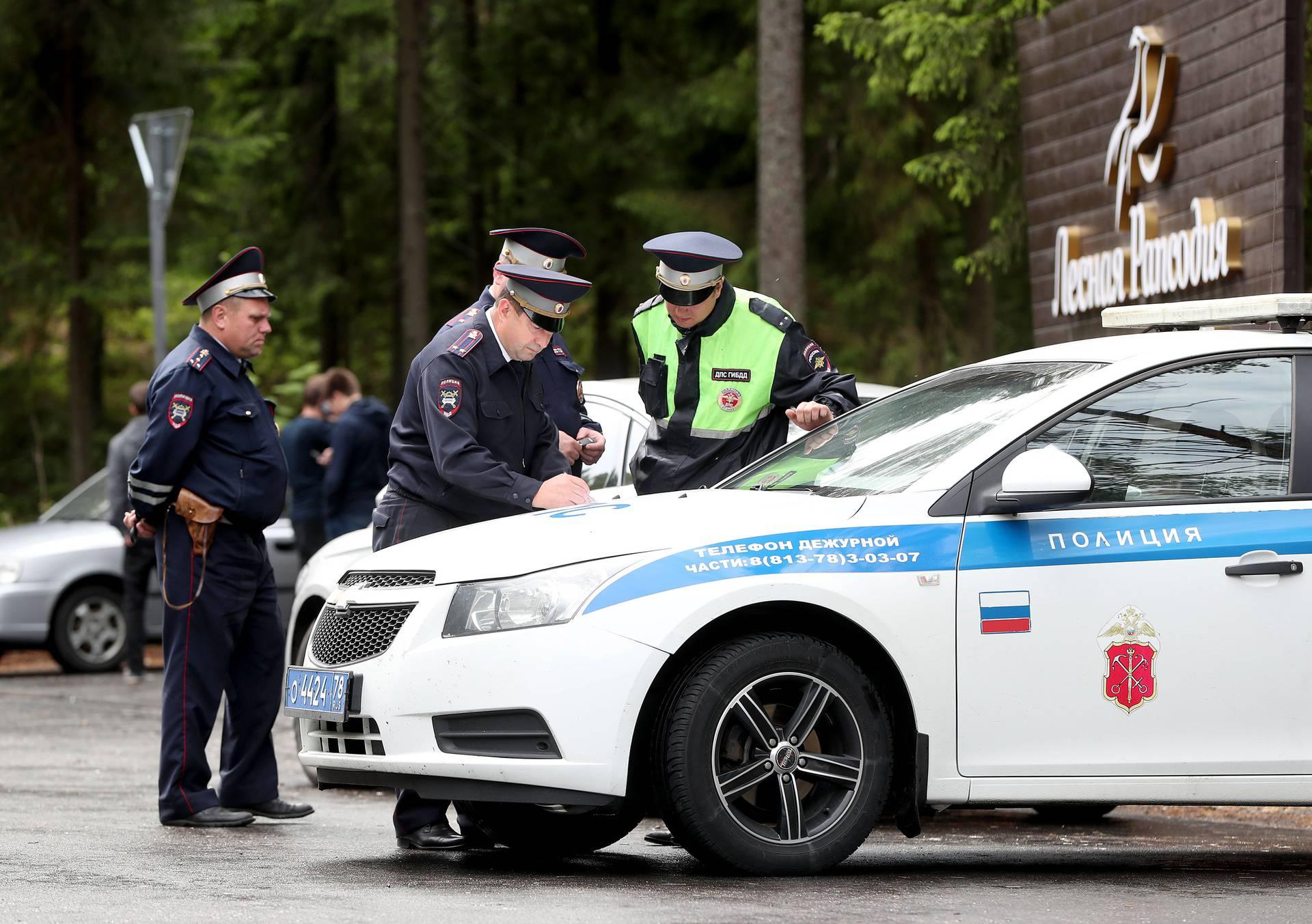 Policija pred lokalne izbore pretresla urede ruske oporbe