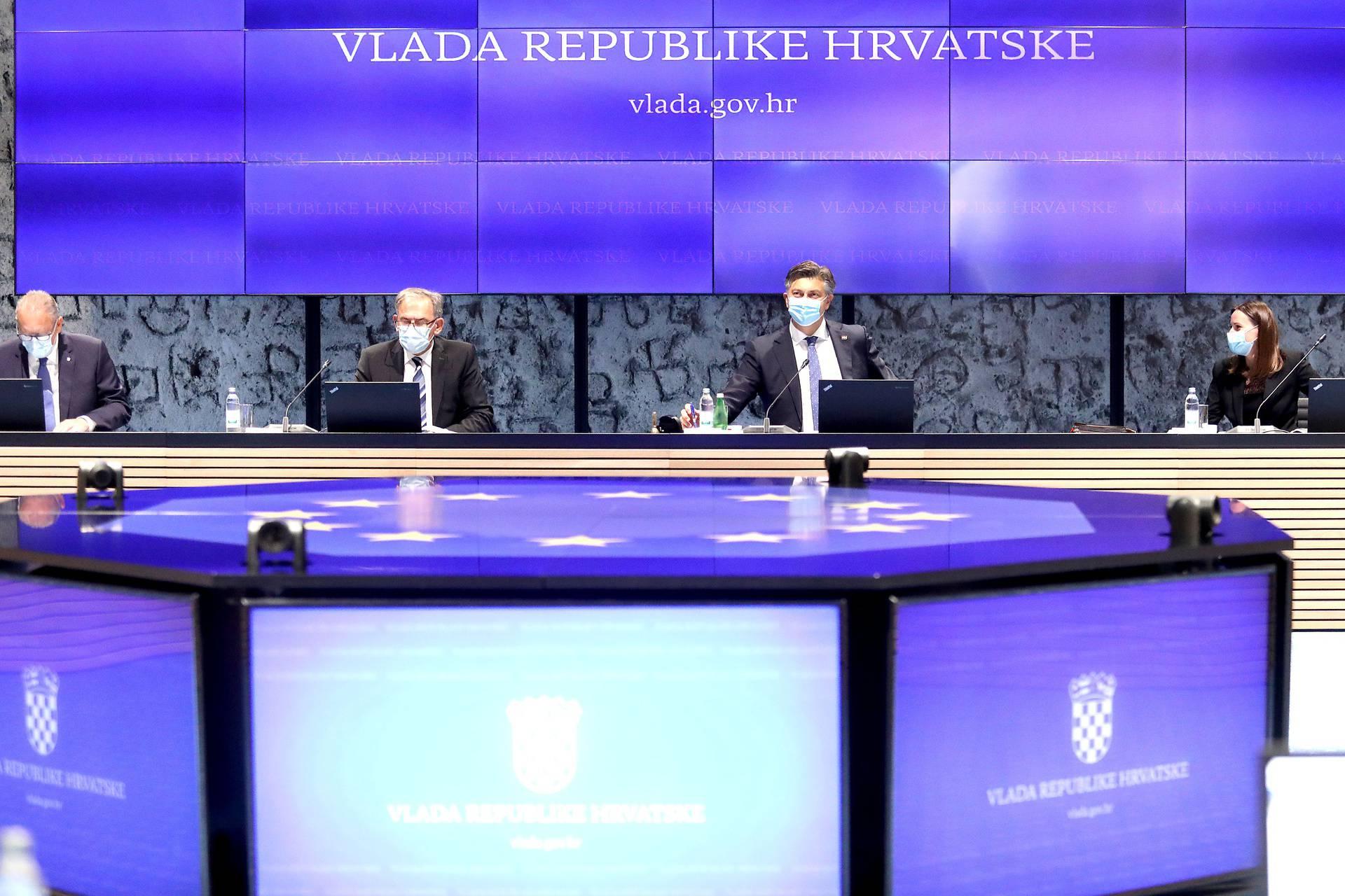Plenković  nakon sjednice ide k Milanoviću s potpisima, smanjit će se broj ministarstava