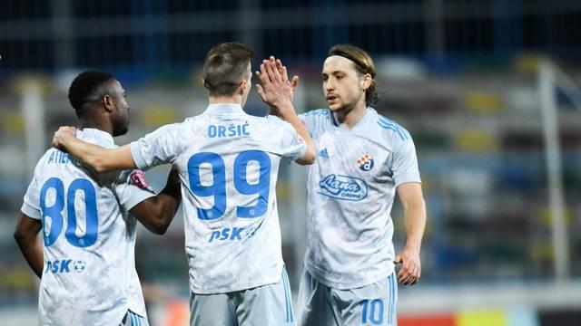 Zagreb: Hrvatski Telekom Prva liga, 28. kolo, NK Lokomotiva - GNK Dinamo