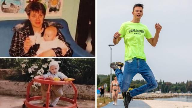 Patrik iz Istre: Preživio sam 12 kemoterapija, sepsu i operacije. Imam jednu želju - biti doktor!