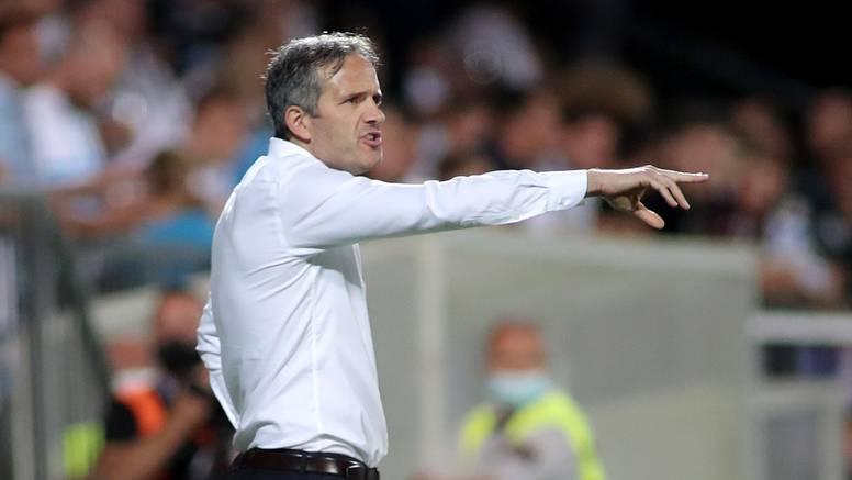'Nisam zadovoljan bodom zbog tako naivno primljenih golova'
