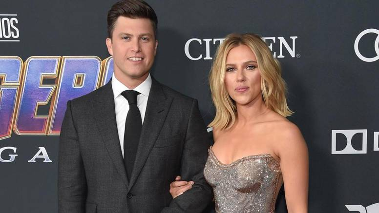 Scarlett Johansson i suprug su dobili sina: 'Već te jako volimo'