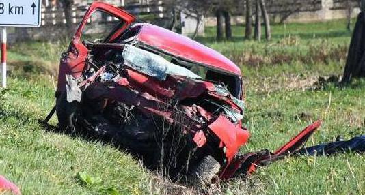 Dapčevački Brđani: U sudaru automobila i kamiona poginula ženska osoba