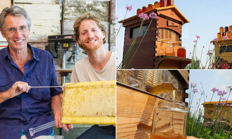 Iz košnice u staklenku: Samo odvrnite pipu i uspite svoj med