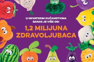 Zdravoljupci svojom popularnošću osvojili Hrvatsku