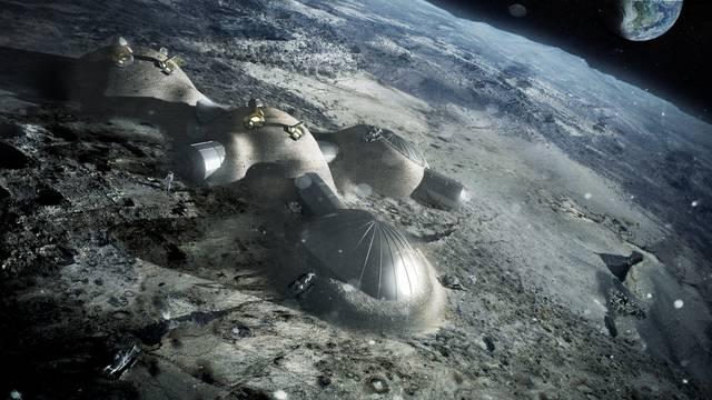 Svemirska utrka: Rusi i Kinezi skupa grade postaju na Mjesecu