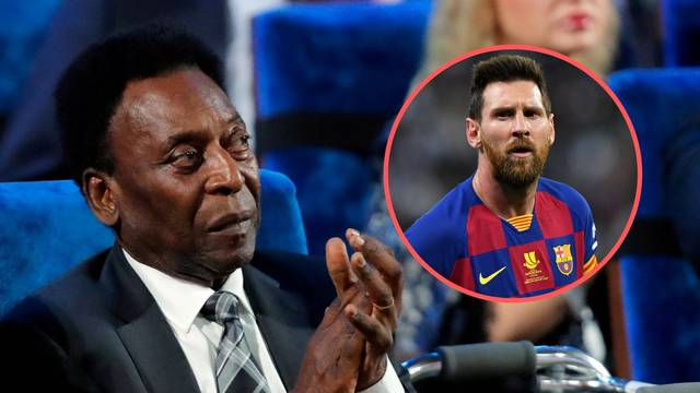 Santos: Messi nije rekorder! Peleu nisu priznali sve golove