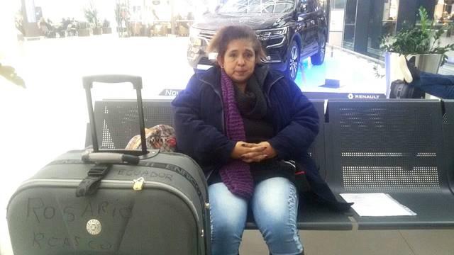 Scena na Tuđmanu:  'Nismo dali putnici u avion zbog putovnice'
