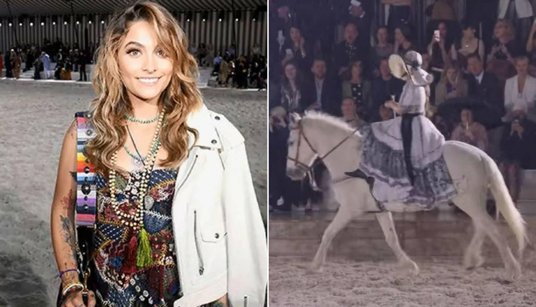 Paris izjurila s revije: Zgrozilo ju izrabljivanje konja za modu