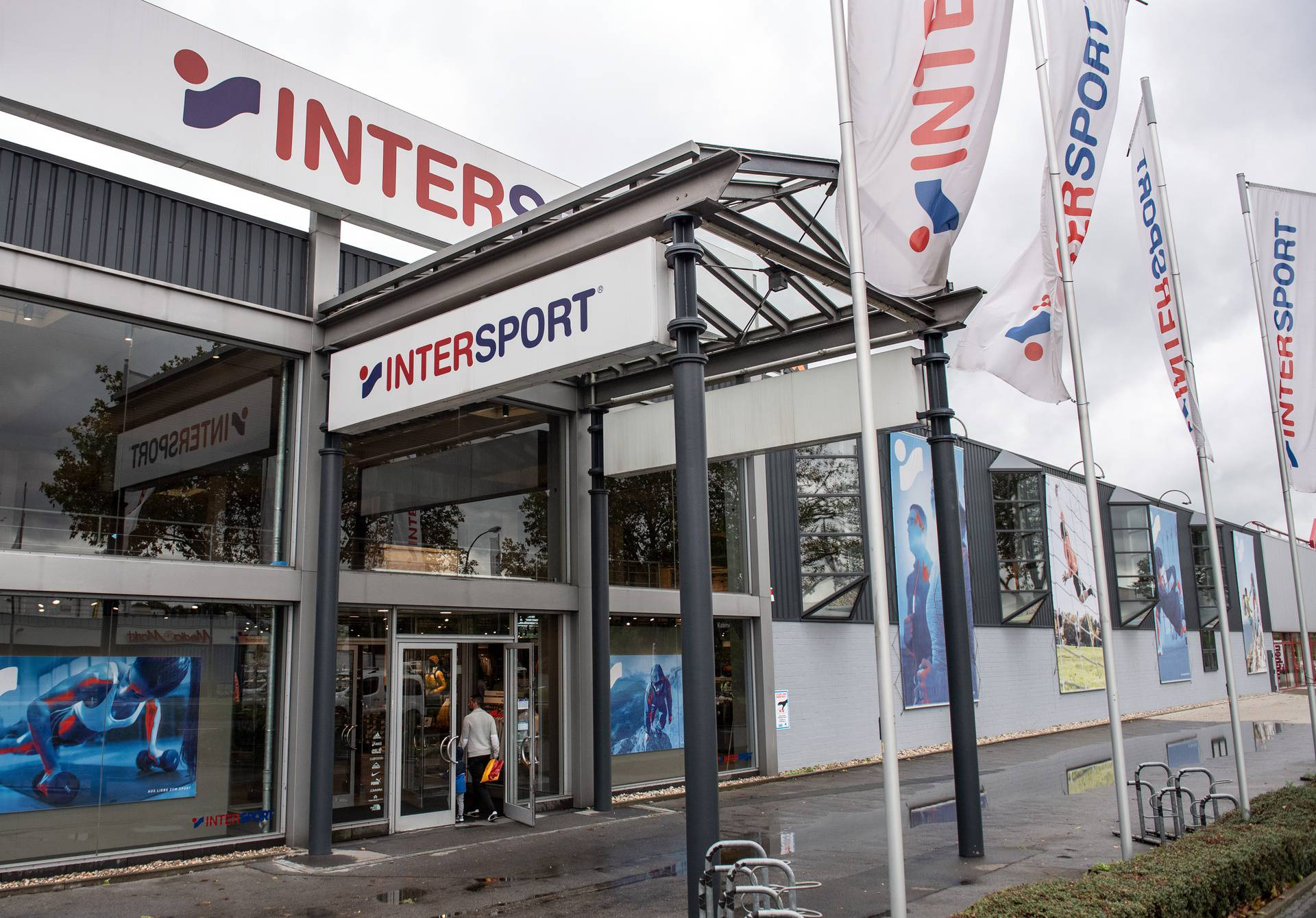 Sporting Goods Dealer Voswinkel