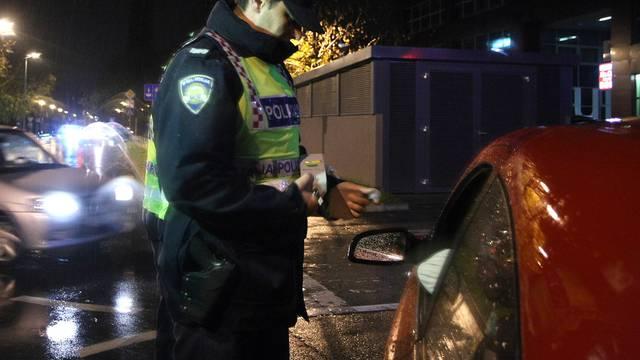 Pula: Policija alkotestirala 46 vozača, svi su bili trijezni