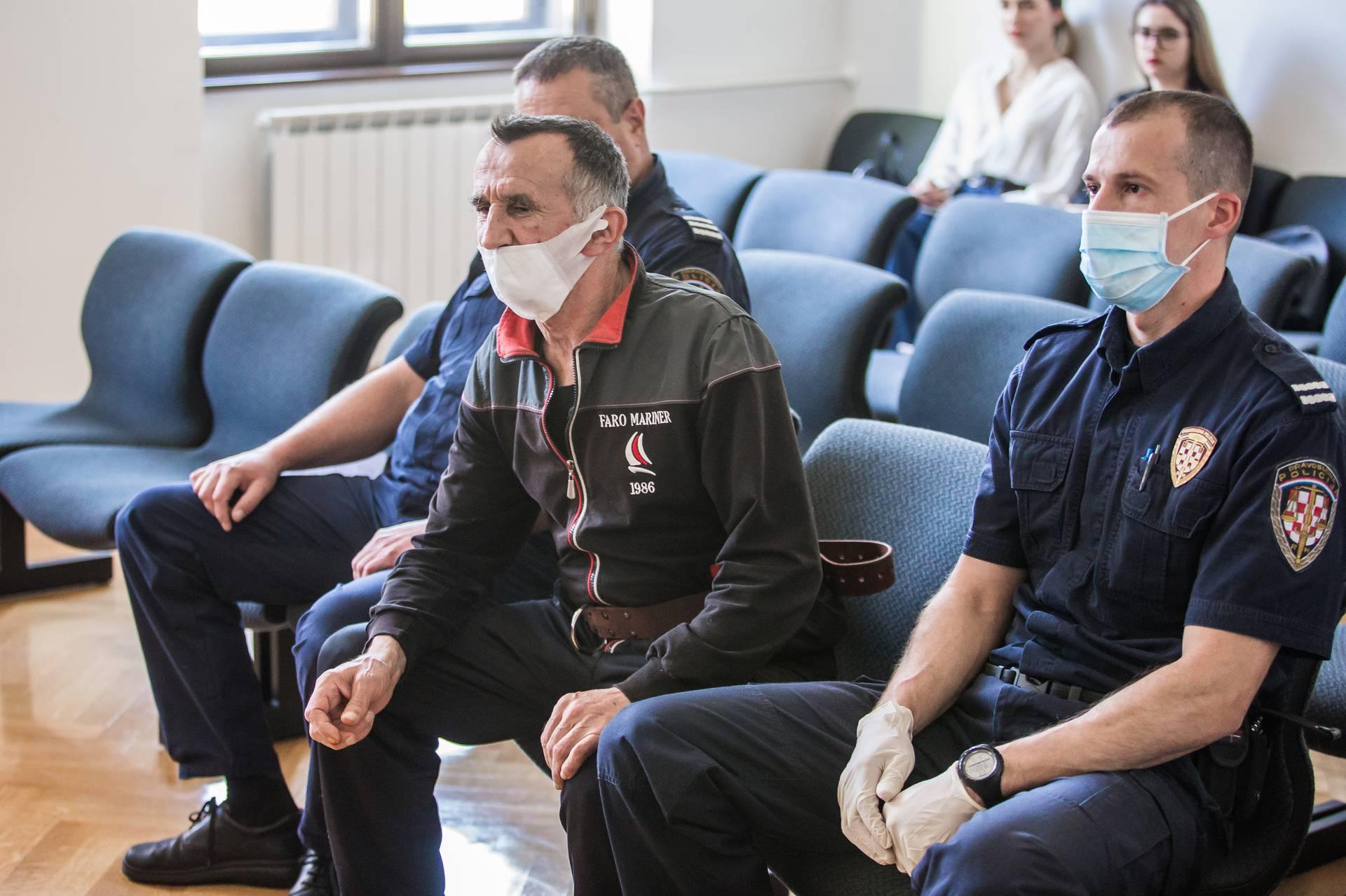 Osijek: Suđenje Andriji Drežnjaku, za ubojstvo dvoje zaposlenika Centra za socijalnu skrb Đakovo