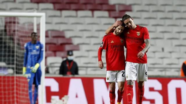 Primeira Liga - Benfica v Tondela