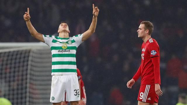 Scottish League Cup Final - Aberdeen v Celtic