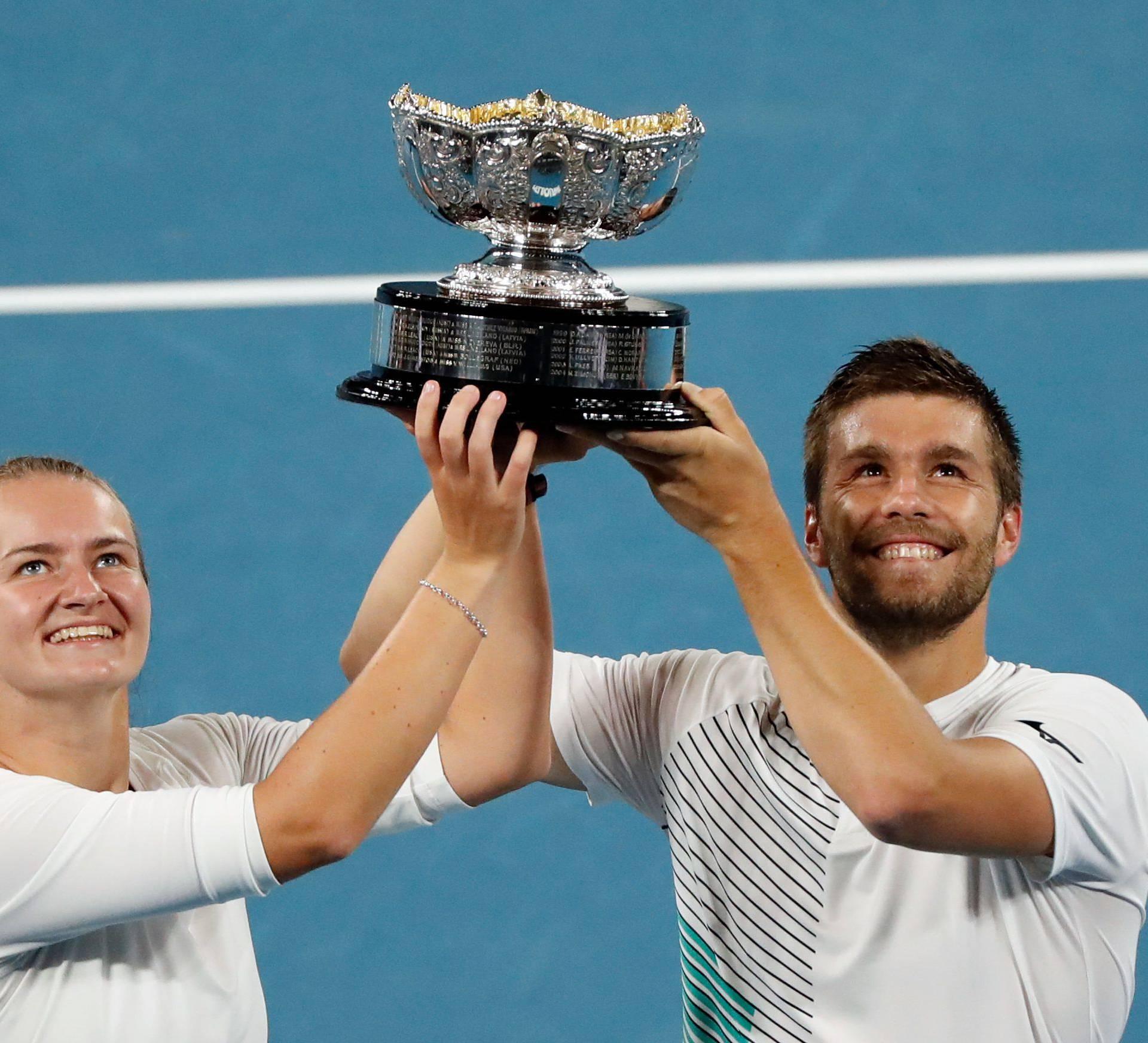 Tennis - Australian Open - Mixed Doubles Final