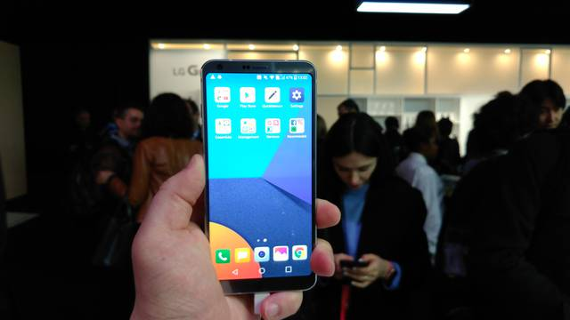 LG G6 će oduševiti divovskim ekranom koji stane na vaš dlan