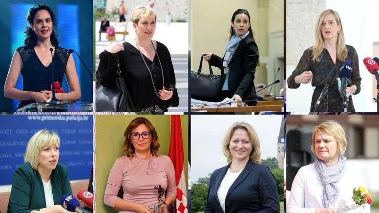 Žene vladarice: Osvojile sedam gradova i jednu županiju, a na izborima ih se natjecalo čak 111