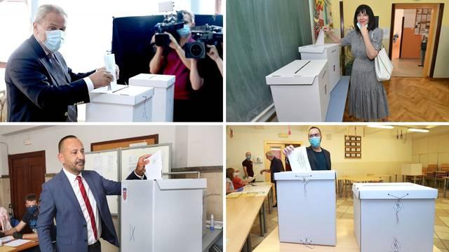 Političari izašli na izbore: Svoj glas su dali i Divjak, Zekanović, Bandić, Tomašević, Bajs...