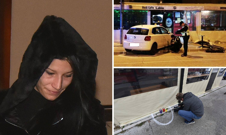 Vozačicu iz Labina priveli su na sud, odredili joj istražni zatvor