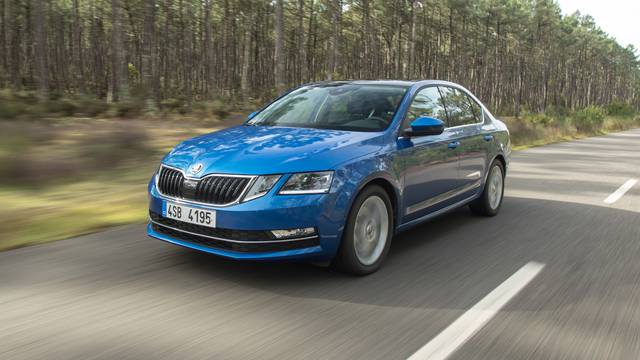 Nastavlja se rast i u siječnju: Najprodavanija Škoda Octavia