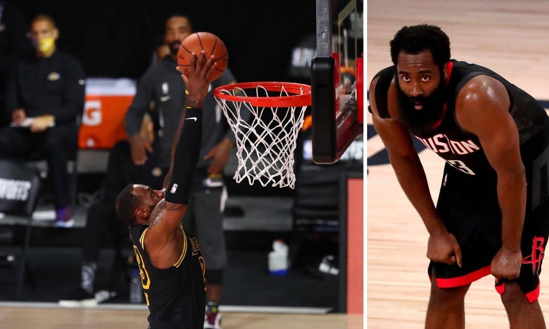 NBA: Play-off LeBron dominira, Miami uredno pomeo Indianu, OKC polako čupa nerve Hardenu