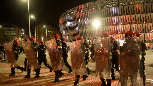 Europa League Round of 32 Second Leg - Athletic Bilbao vs Spartak Moscow