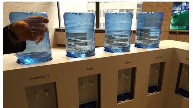Treba štedjeti?! Svaka članica EU-a ima svoj aparat za vodu