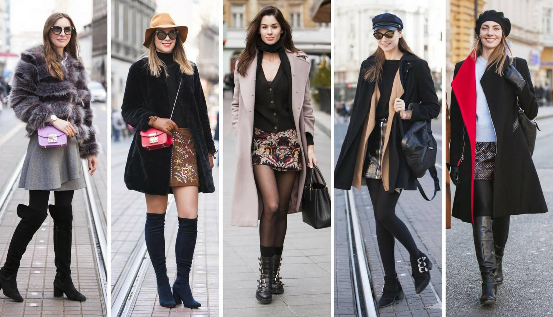 Street style: Minice u glavnoj ulozi - sve ostalo ih naglašava