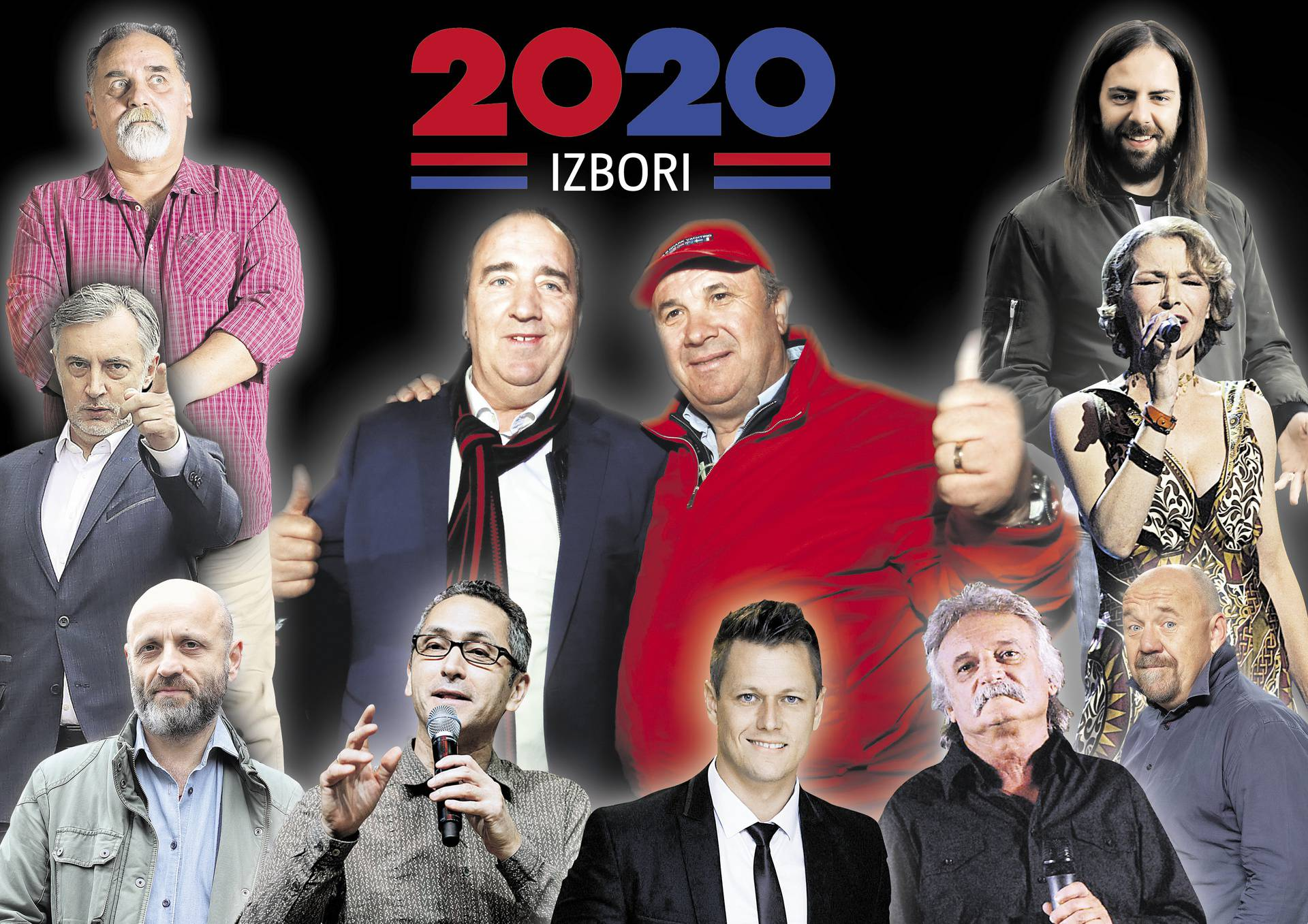 Kerum i Grdović otkrili izborni program: 'Htio sam i Mišu, ali nije najbolje. Sve za Dalmaciju!'