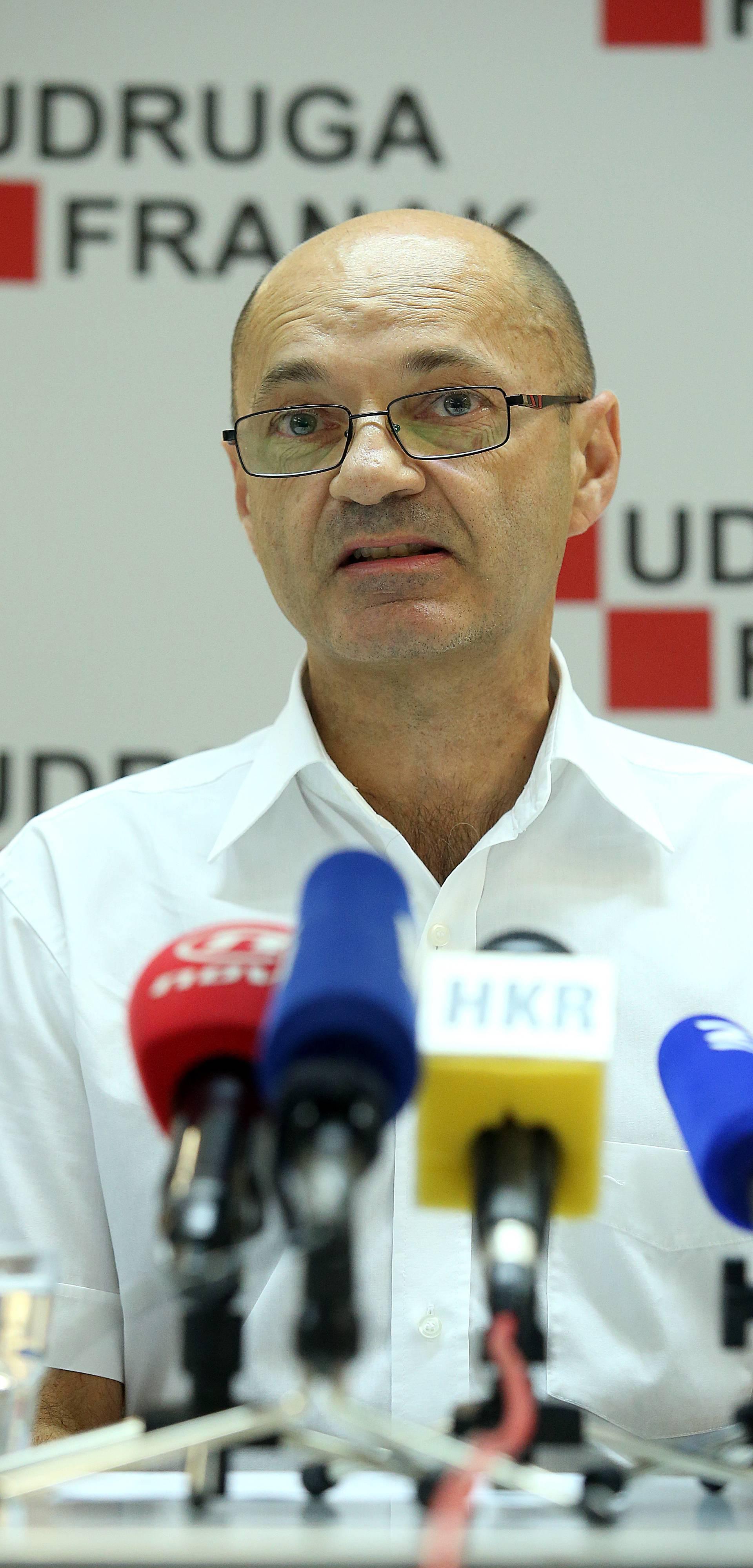 Zastupnik Udruge Franak je osnovao novu stranku SNAGA