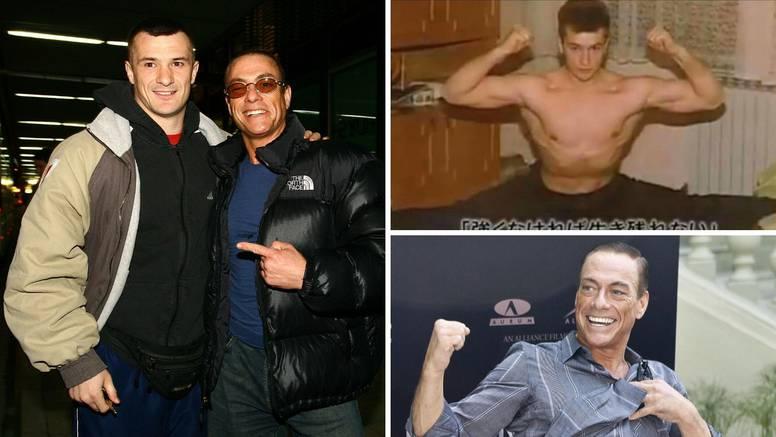 U školi su ga maltretirali, a spas je našao u karateu i filmovima