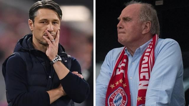 Predsjednik Bayerna uz Niku: Branit ću Kovača do smrti...