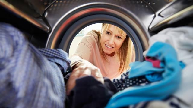 Grinje i bakterije nećete ubiti pranjem rublja na 40 stupnjeva