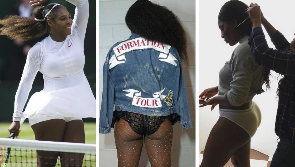 Reket mijenja lateks odjećom: Serena Williams ide u kečere?