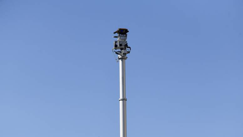 Video nadzor na cestama u Dalmaciji: Vozače snima 300 naprednih policijskih kamera
