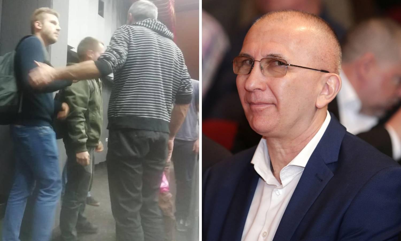 Dario Kordić pričao o vjeri uz povike: 'Ti si ratni zločinac'