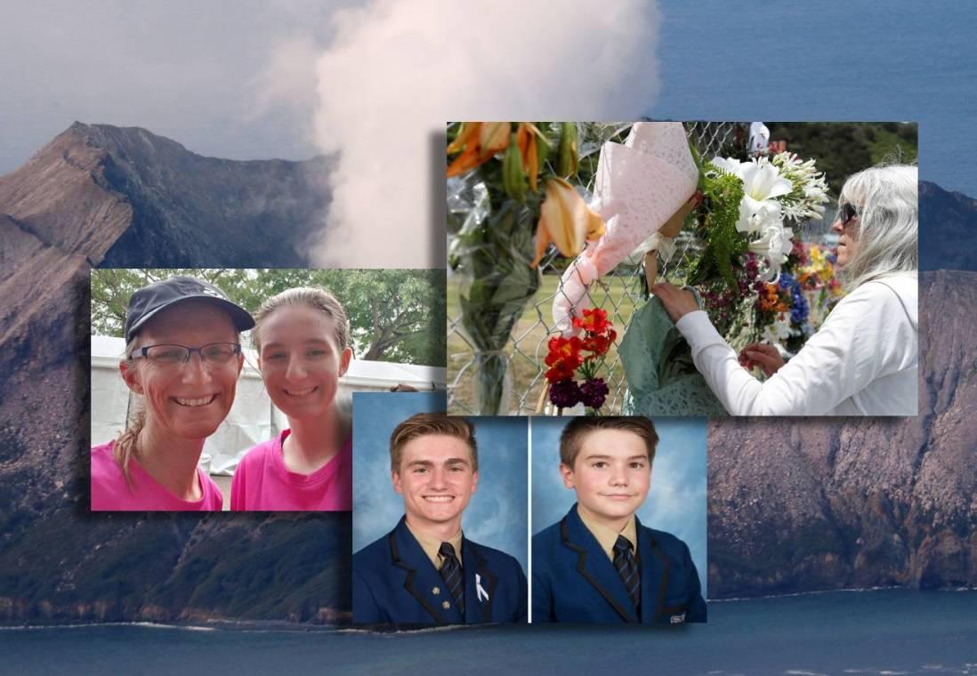 Cvijeće i suze nakon erupcije: 'Dječaci su bili teško opečeni...'