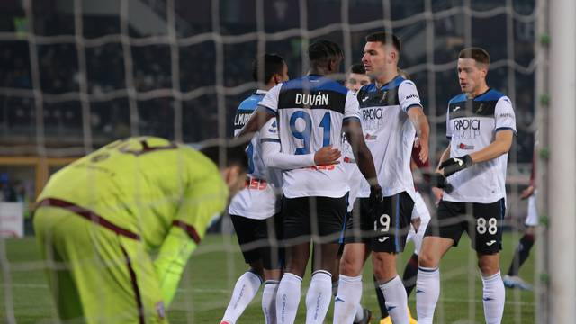 Torino v Atalanta - Serie A - Stadio Grande Torino
