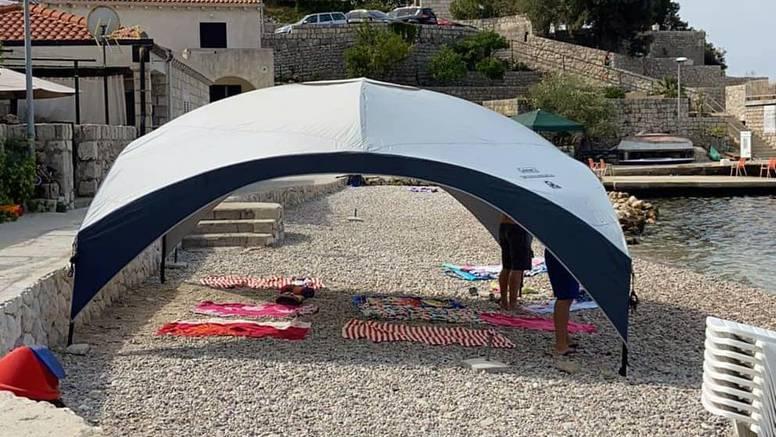 Ne da su zauzeli plažu kod Dubrovnika, nego su udarili granice nove države...