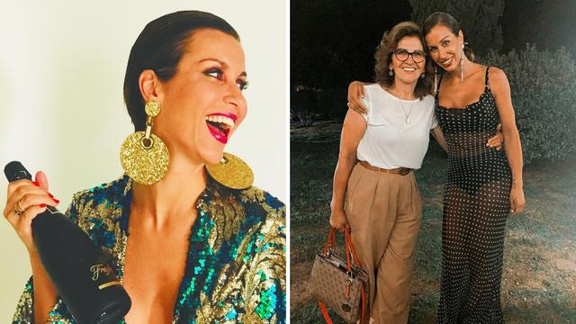 Gruica čestitala rođendan mami Silvani, pratitelji: 'Prelijepe ste, sad tek vidimo na koga si lijepa'