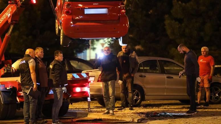 Policija o detaljima eksplozije u Stenjevcu: Mladić (21) bacio je bombu pod Smart i pobjegao