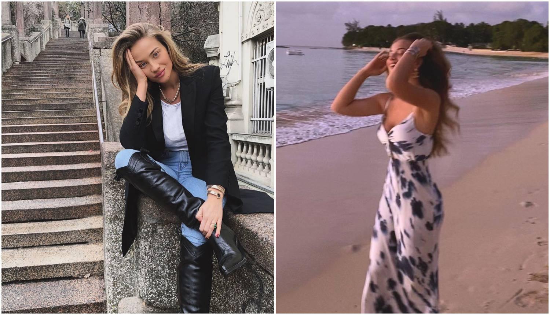 Atraktivna Izabel pozirala je u ljetnoj haljini: 'Ti si tako lijepa'