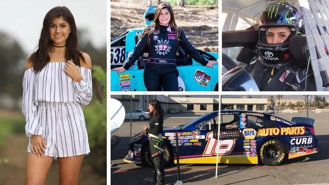 Tinejdžerska senzacija: Prva je žena pobjednica u NASCAR-u!