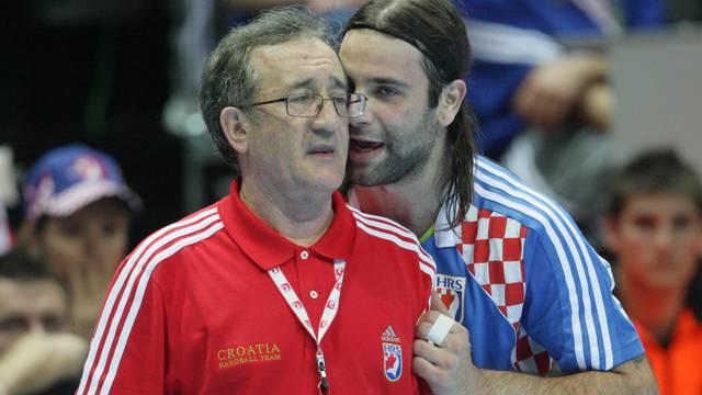 Men's World Handball Championship 2009 - Group B - Croatia - Croatia - Sweden