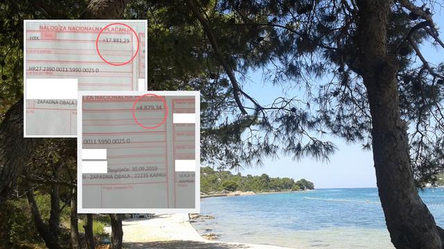 'Zavili su otok u crno': Vodu moraju platiti i do 18.000 kuna